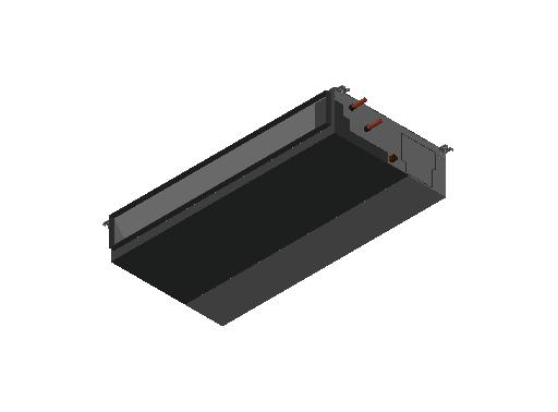 HC_Air Conditioner_Indoor Unit_MEPcontent_Mitsubishi Electric Corporation_PEFY-W125VMAL-A_INT-EN.dwg