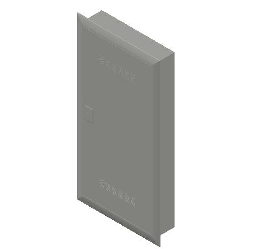 E_Consumer Unit_MEPcontent_ABB_System Pro E Comfort_Cabinet_UK640MV_INT-EN.dwg