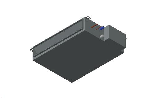 HC_Air Conditioner_Indoor Unit_MEPcontent_Mitsubishi Electric Corporation_PEFY-P40VMS1-E_INT-EN.dwg