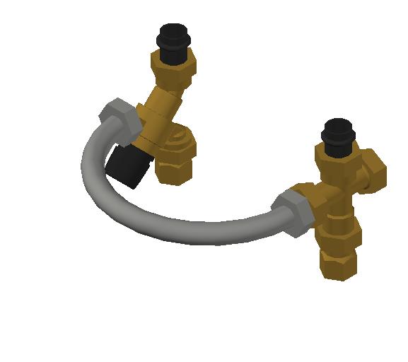 SA_Mixing_Valve-TankMixer_MEPContent_Caleffi-Brass-520_0.75 inch. NPTF x 0.75 inch. Press_US-EN.dwg