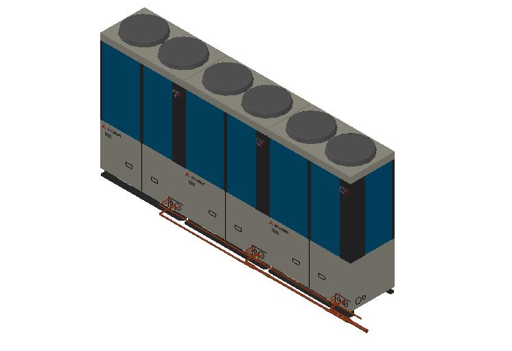 HC_Heat Pump_MEPcontent_Mitsubishi Heavy Industries_VRF_FDC1250KXZE2_INT-EN.dwg