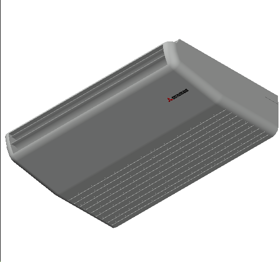 HC_Air Conditioner_Indoor Unit_F_MEPcontent_Mitsubishi Heavy Industries_VRF_FDE56KXZE1_INT-EN.dwg