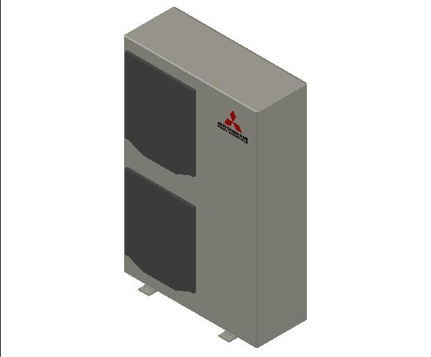 HC_Heat Pump_MEPcontent_Mitsubishi Heavy Industries_PAC_FDC250VSA_INT-EN.dwg