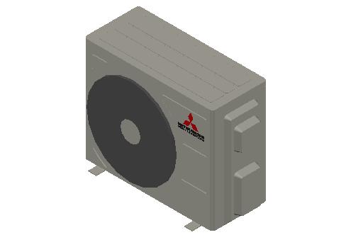 HC_Heat Pump_MEPcontent_Mitsubishi Heavy Industries_RAC_SRC25ZSP-W_INT-EN.dwg