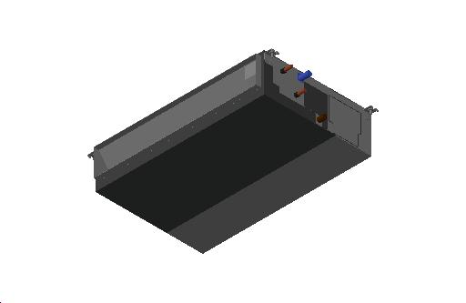 HC_Air Conditioner_Indoor Unit_MEPcontent_Mitsubishi Electric Corporation_PEFY-WP40VMA-E_INT-EN.dwg
