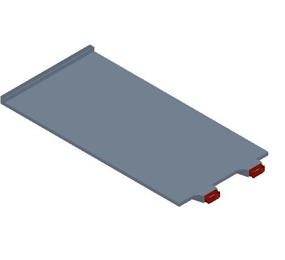 VE_Air Terminal_Floor Collector_MEPcontent_TriX Comfort_Floor system_Double Air Inlet Minimum Installation Height_INT-EN.dwg