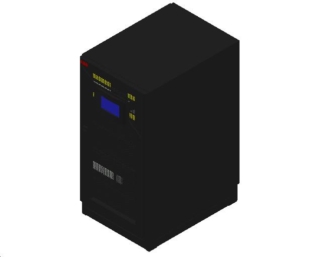 E_Distributor_MEPcontent_ABB_UPS_DPA UPScale S2 ST 40_INT-EN.dwg