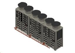 HC_Heat Pump_MEPcontent_Mitsubishi Electric Corporation_PUHY-EP1350YSNW-A_INT-EN.dwg