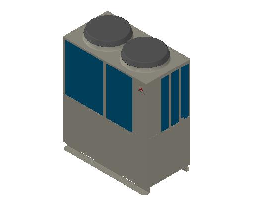 HC_Heat Pump_MEPcontent_Mitsubishi Heavy Industries_VRF_FDC280KXZE1_INT-EN.dwg