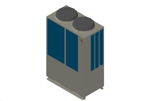 HC_Heat Pump_MEPcontent_Mitsubishi Heavy Industries_VRF_FDC450KXZRE1_INT-EN.dwg