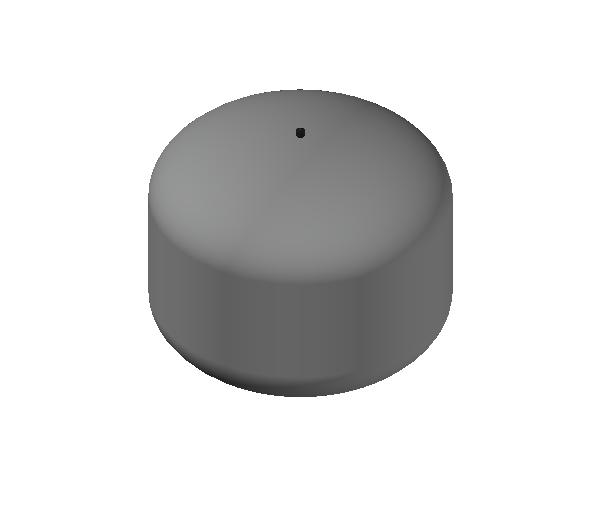 HC_Expansion Vessel_MEPcontent_Caleffi_556_12 Liters_DN20.dwg