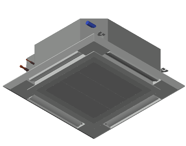 HC_Air Conditioner_Indoor Unit_F_MEPcontent_Mitsubishi Electric Corporation_PLFY-M50VEM-E_INT-EN.dwg