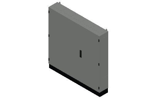 E_Distribution Panel_MEPcontent_ABB_TwinLine N 55_Earthed_1250x1300x225_INT-EN.dwg