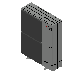 HC_Heat Pump_MEPcontent_Mitsubishi Electric Corporation_Ecodan_PUMY-P112YKME4_INT-EN.dwg