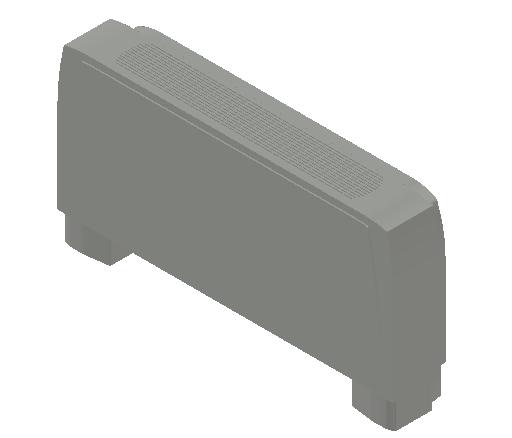 VE_Fan Coil Unit_MEPcontent_Sabiana_Carisma CRC MV_Heating Additional Coils_Carisma CRC MV 64+1_INT-EN.dwg