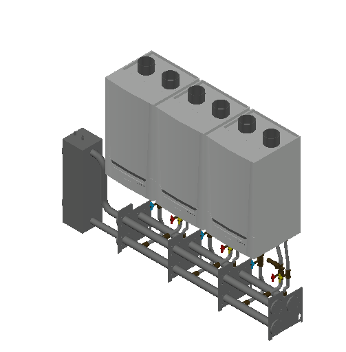 HC_Boiler_MEPcontent_De Dietrich_Innovens PRO MCA 160 Cascade_Wall-Mounted 3_350-456 kW_INT-EN.dwg