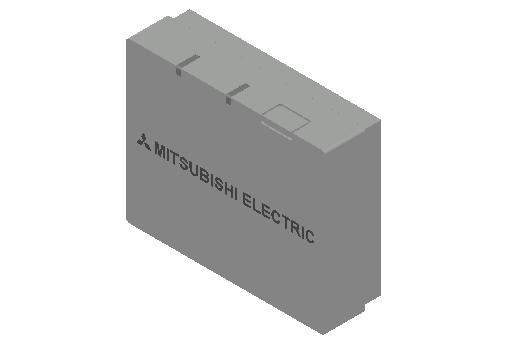 HC_Control Unit_F_MEPcontent_Mitsubishi Electric Corporation_PAR-WR51R-E_INT-EN.dwg