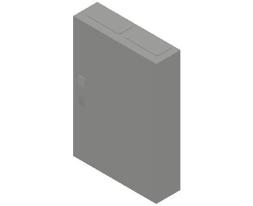 E_Distribution Panel_MEPcontent_ABB_ComfortLine CA-Cabinets_5 Rows_CA25R - IP44 96 modules 800x550x160 4R_INT-EN.dwg