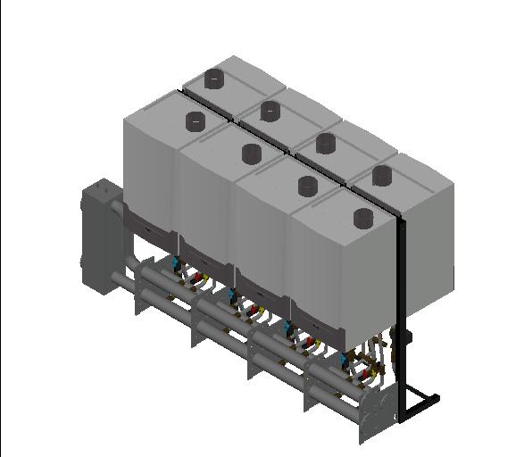 HC_Boiler_MEPcontent_Remeha_Quinta Ace 160 Cascade_Double Sided 8_1184 kW_INT-EN.dwg