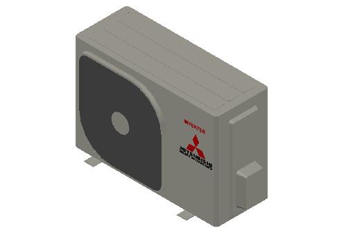 HC_Heat Pump_MEPcontent_Mitsubishi Heavy Industries_RAC_SRC25ZS-W2_INT-EN.dwg