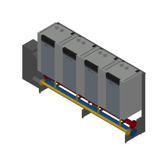 HC_Boiler_MEPcontent_RENDAMAX_R0140 CASCADE_IN LINE_4 BOILERS_140kW_DN 100_INT-EN.dwg