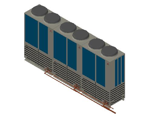 HC_Heat Pump_MEPcontent_Mitsubishi Heavy Industries_VRF_FDC1250KXZE1_INT-EN.dwg