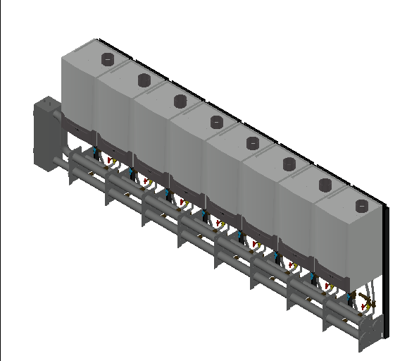 HC_Boiler_MEPcontent_Remeha_Quinta Ace 160 Cascade_Freestanding 8_1184 kW_INT-EN.dwg