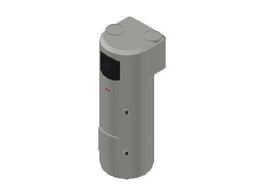 HC_Heat Pump_MEPcontent_Elco_AEROTOP_DHW 200_INT-EN.dwg