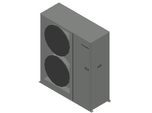 HC_Heat Pump_MEPcontent_Climaveneta_i-BX-N-(Y) 025 3 Phases_INT-EN.dwg
