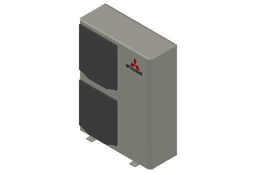 HC_Heat Pump_MEPcontent_Mitsubishi Heavy Industries_PAC_FDC100VSX-W_INT-EN.dwg