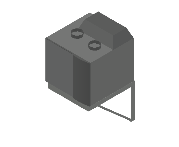 HC_Heat Pump_MEPcontent_NIBE_F750 Ventilation Module_NL-NL.dwg