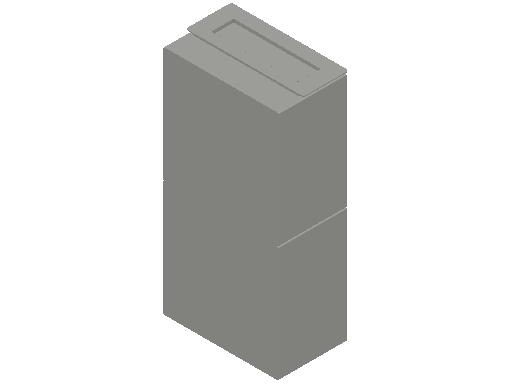 E_Distribution Panel_MEPcontent_ABB_ComfortLine Incoming Boxes_CZE230_INT-EN.dwg