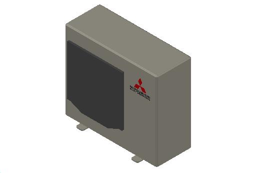 HC_Heat Pump_MEPcontent_Mitsubishi Heavy Industries_VRF_FDC140KXZES1_INT-EN.dwg