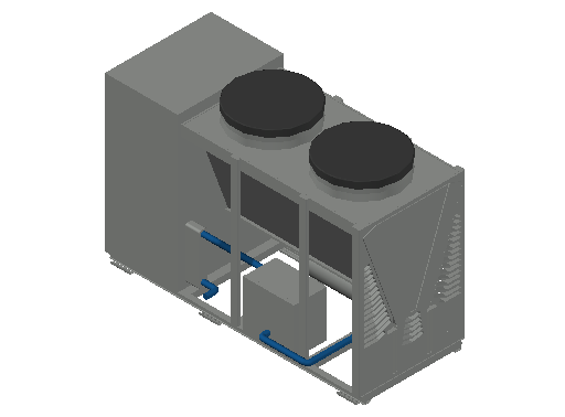 M_Chiller_Liquid_MEPcontent_Climaveneta_PA Group_i-NX 0502P with 2 pumps and tank_INT-EN.dwg