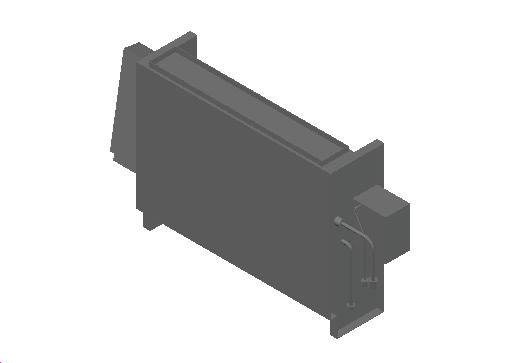 HC_Air Conditioner_Indoor Unit_MEPcontent_Mitsubishi Heavy Industries_VRF_FDFU45KXE6F_INT-EN.dwg