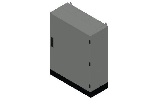 E_Distribution Panel_MEPcontent_ABB_TwinLine N 55_Earthed_950x800x350_INT-EN.dwg