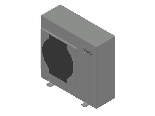 HC_Heat Pump_MEPcontent_Remeha_AWHP 8 MR-2_INT-EN.dwg