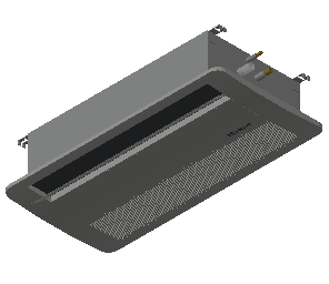 HC_Air Conditioner_Indoor Unit_MEPcontent_Hisense_AVY-12UXJSJA_INT-EN.dwg
