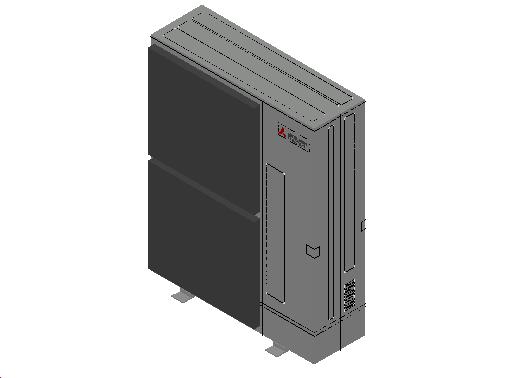 HC_Heat Pump_MEPcontent_Mitsubishi Electric Corporation_Ecodan_PUHZ-ZRP250YKA_INT-EN.dwg