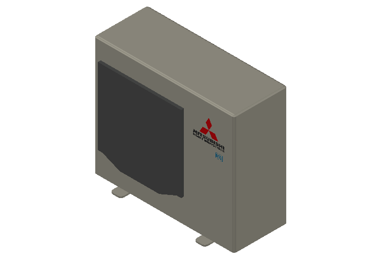 HC_Heat Pump_MEPcontent_Mitsubishi Heavy Industries_VRF_FDC140KXZES1-W_INT-EN.dwg