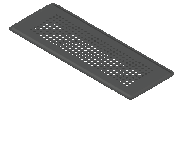 VE_Grille_MEPcontent_Ubbink_Air Excellent_Floor Grate_350x130 Stainless Steel_FR-EN.dwg