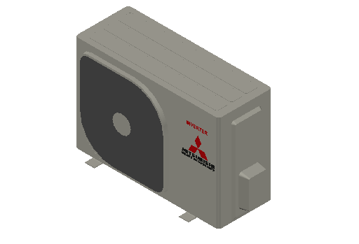 HC_Heat Pump_MEPcontent_Mitsubishi Heavy Industries_RAC_SRC20ZS-W_INT-EN.dwg