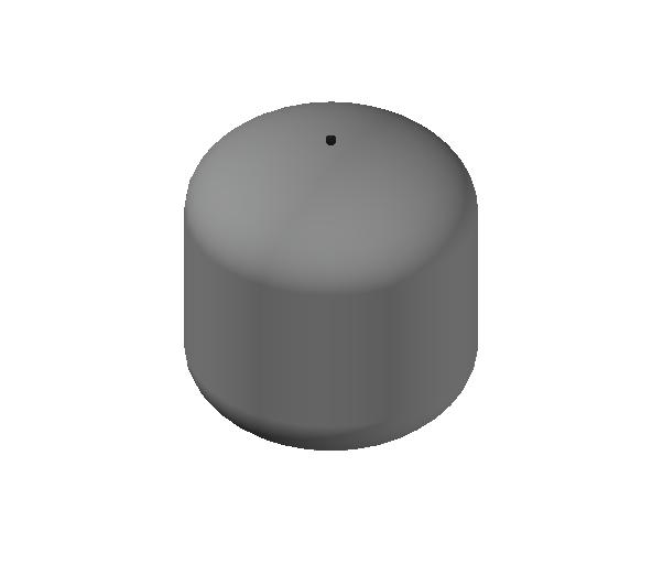 HC_Expansion Vessel_MEPcontent_Caleffi_556_18 Liters_DN20.dwg