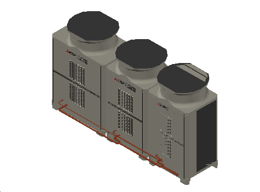 HC_Heat Pump_MEPcontent_Mitsubishi Electric Corporation_PUHY-EP700YSLM-A1_INT-EN.dwg