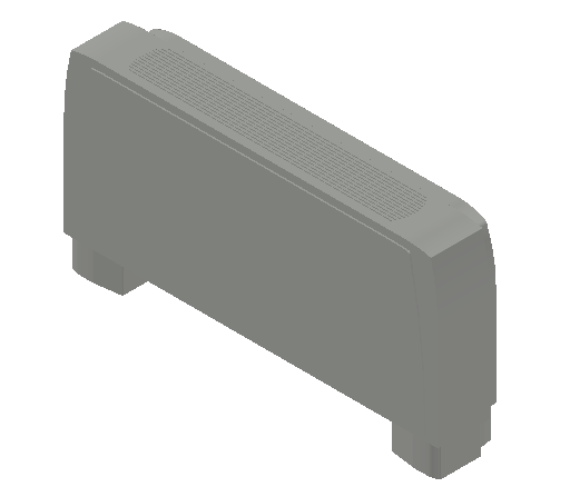 VE_Fan Coil Unit_MEPcontent_Sabiana_Carisma CRC MV_Heating Additional Coils_Carisma CRC MV 63+1_INT-EN.dwg
