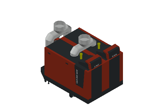 HC_Boiler_Condensate Flow_MEPcontent_Remeha_Gas 620 Ace 8-10_1000_GB-EN.dwg