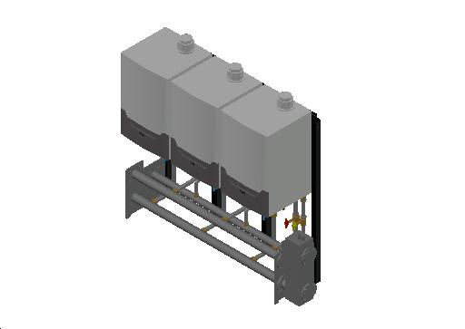 HC_Boiler_MEPcontent_Remeha_Quinta Ace 45-65-90-115 Cascade Freestanding 3_DN65 0-350kW - QAce65_INT-EN.dwg