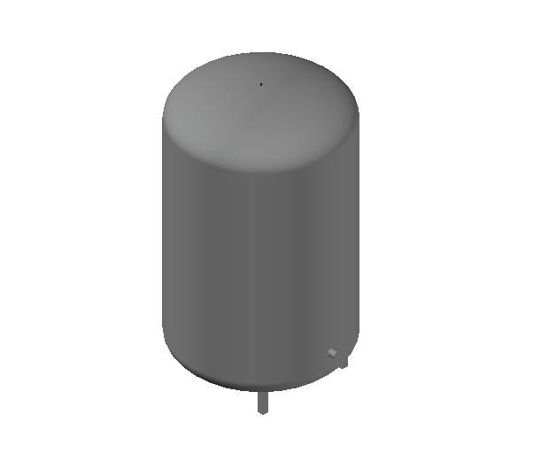 HC_Expansion Vessel_MEPcontent_Caleffi_556_500 Liters_DN20 DN25.dwg