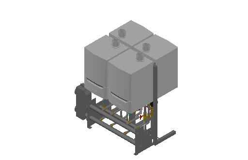 HC_Boiler_MEPcontent_De Dietrich Thermique_Cascade Double Sided 4_Evodens Pro_4x AMC 45 with Concentric Connection 125_INT-EN.dwg