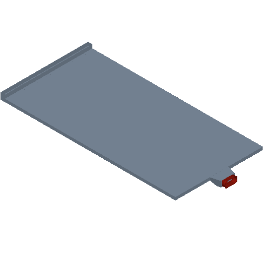 VE_Air Terminal_Floor Collector_MEPcontent_TriX Comfort_Floor system_Single Air Inlet Basic_INT-EN.dwg